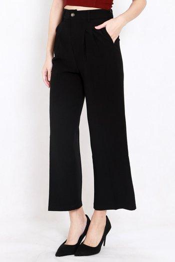Indika Tailored Pants (Black)