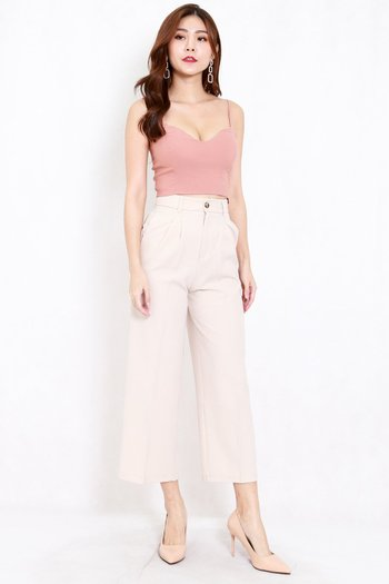 Indika Tailored Pants (Ivory)