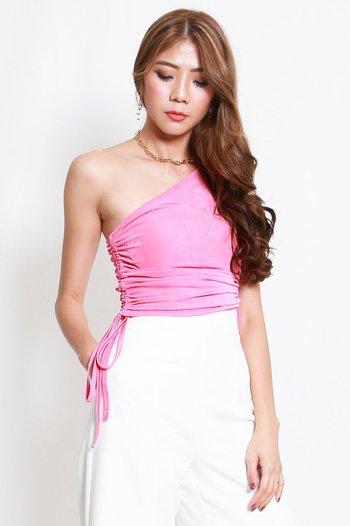 Ivanna Toga Top (Barbie Pink)
