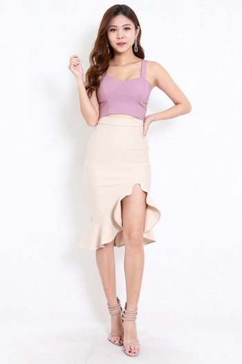 Classic Sweetheart Top (Lavender)