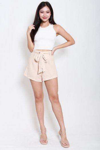Lolita Soft Cotton Shorts (Nude)